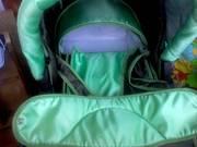 Продаётся детская коляска!НЕДОРОГО! В нормальном состоянии!