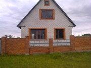 Недостроенный кирпичный дом деревня Горваль Речицкий район