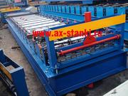 Профилегибочное оборудование для производства профнастила из КНР