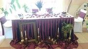 Свадебное оформление зала Речица