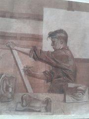 репетитор художник по академическому рисунку, живописи , композиции, черч