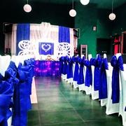 Свадьба украшение