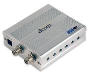 Полноценный спутниковый DVB-S USB тюнер Acorp DS120